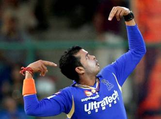 How did Sreesanth spot fix the games?