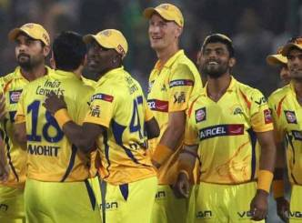 CSK to the finals again