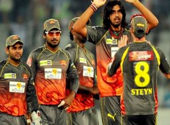 Sunrisers have more chances than Bengaluru