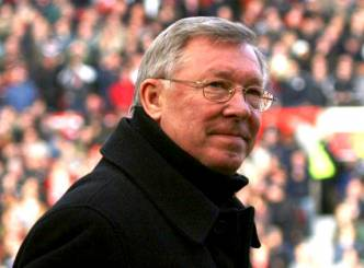 Alex Ferguson hangs up his boots!