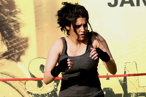 ritika the boxer saala khadoos movie
