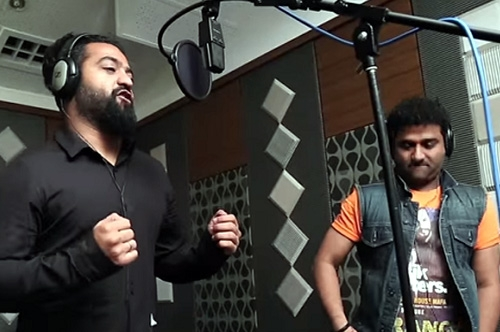 follow follow song making nannaku prematho