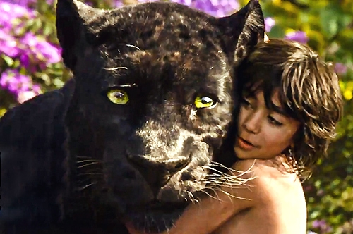the jungle book movie official trailer
