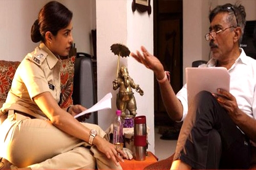 jai gangaajal movie teaser making video