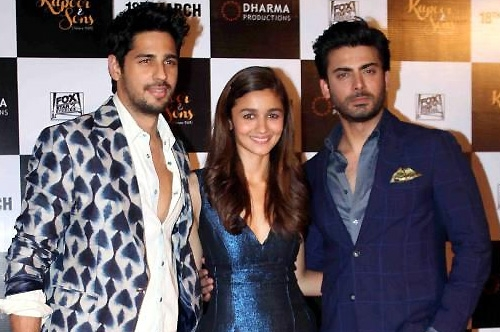 kapoor sons trailer launch event