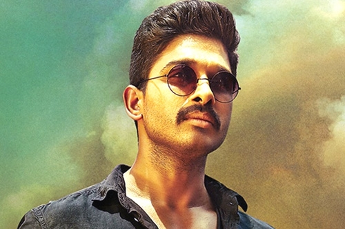 sarrainodu movie teaser