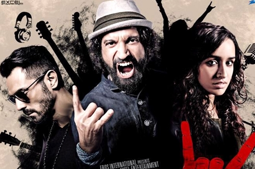 rock on 2 movie official teaser