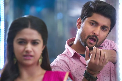 nenu local movie official teaser