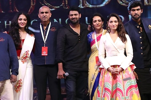 baahubali 2 the conclusion pre release event