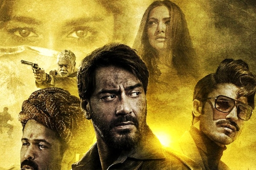 baadshaho movie official teaser