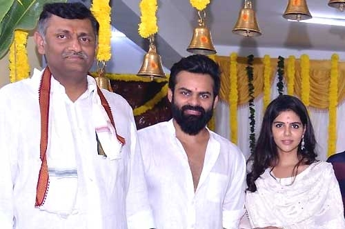 chitralahari movie launch event