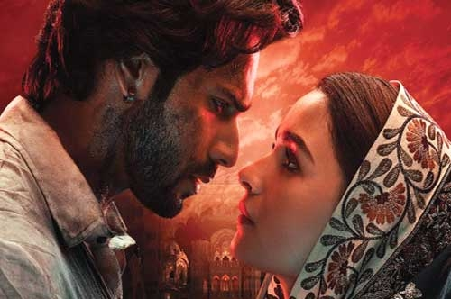 kalank movie official trailer