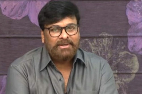 chiranjeevi about chitralahari movie