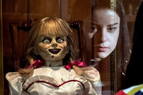 annabelle comes home movie new official trailer