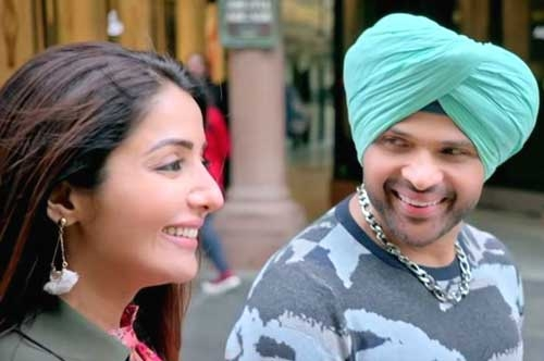 Happy Hardy And Heer Movie Official Trailer