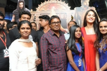 Rudramadevi Telugu Movie Trailer Launch
