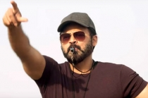 Venkatesh Guru Movie Making Video