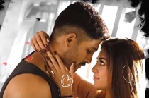 Lover Also Fighter Also Song - Naa Peru Surya