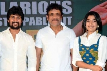 Devadas Movie Press Meet Event