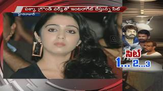 actress charmi s interrogation to play key role in tollywood drugs case abn telugu