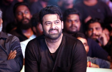 Prabhas at Saaho Pre Release Event