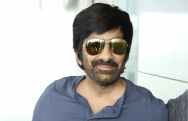 Ravi Teja Interview Pics