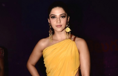 Mehreen Kaur at Zee Apsara Awards