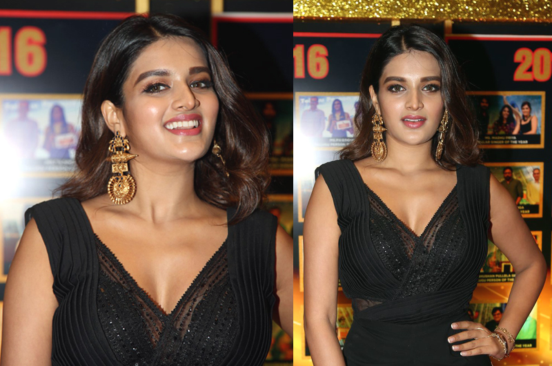Nidhhi Agerwal Latest Pics | Nidhhi Agerwal New Images | Photo 1of 12 | Nidhhi-Agerwal-New-Images-12