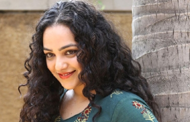 Nithya Menen Interview Pics