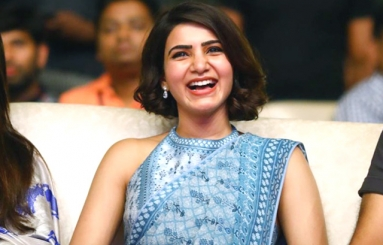 Samantha At Rangasthalam Success Meet