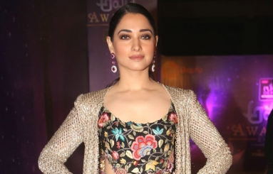 Tamannaah at Zee Apsara Awards