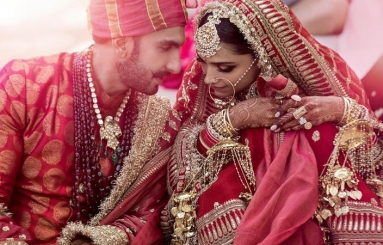 Ranveer Deepika Wedding Photos
