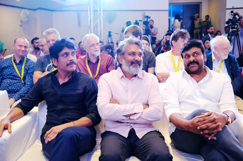 SS Rajamouli | 5th-Film-Preservation-and-Restoration-Workshop-India-2019-04 | SS Rajamouli | Photo 1of 4