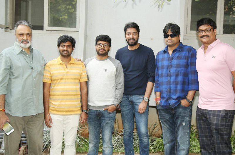 Allari Naresh New Movie Opening