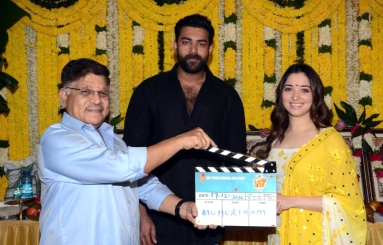 F3 Movie Opening Photos