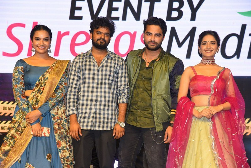 HIT Movie Grand Release Event