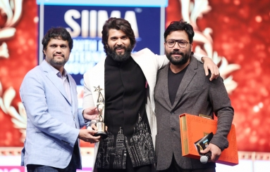 Celebs at SIIMA Awards 2019