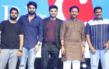 Kirrak Party Pre Release Event Photos