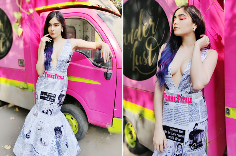 Adah Sharma New Photos | Adah Sharma | Photo 9of 9 | Adah-Sharma-New-Photos-01