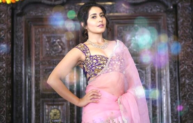 Raashi Khanna Hot Photoshoot