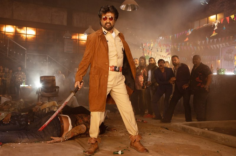 Darbar Movie New Stills