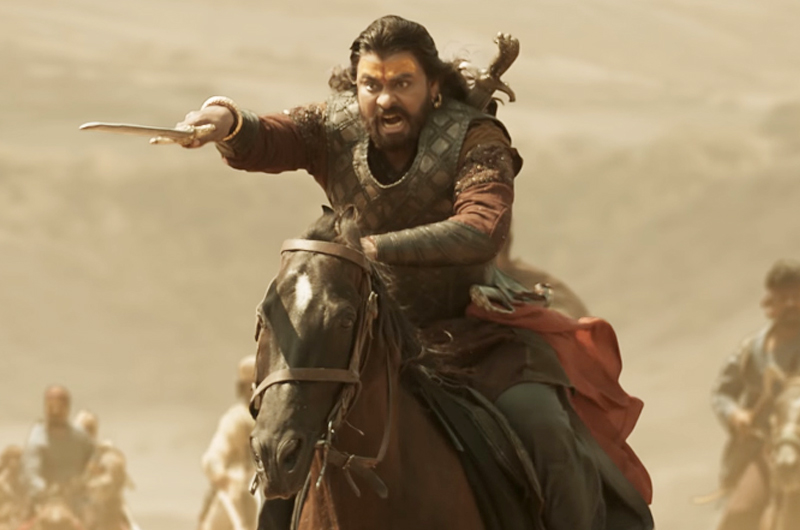 Sye Raa Movie Latest Stills