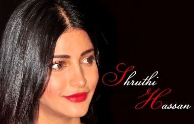 Shruti Haasan New Wallpapers
