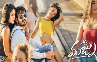 Mr Majnu Movie Wallpapers