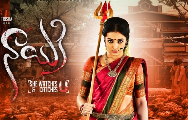 Nayaki Movie Wallpaper