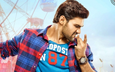 Speedunnodu Movie Wallpapers