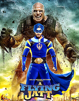 A Flying Jatt Movie Review and Ratings