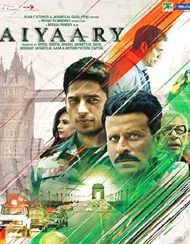 Aiyaary Movie Review, Rating, Story, Cast & Crew