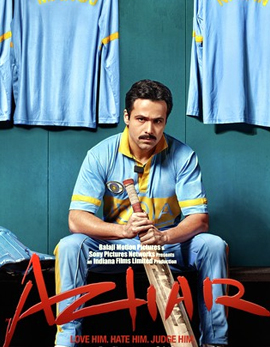 Azhar Movie Review and Ratings