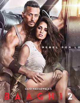 Baaghi 2 Movie Review, Rating, Story, Cast & Crew